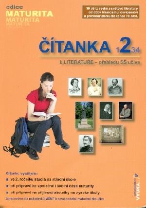 Čítanka 2 k Literatuře - přehledu SŠ učiva - Kostková Markéta