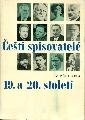 Čeští spisovatelé z přelomu 19. a 20. století - kolektiv autorů